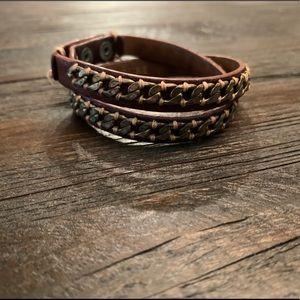 Juicy Couture Wrap Bracelet